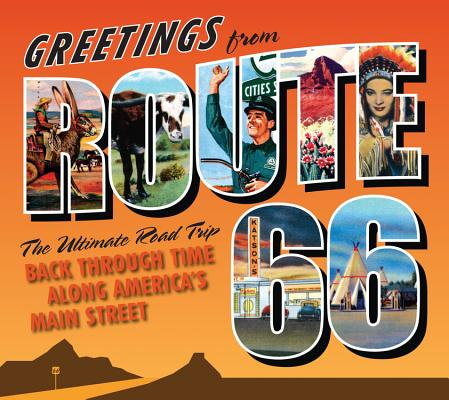 Greetings from Route 66 By Dregni, Michael (EDT)